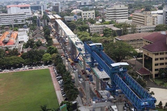 JUARA HARAPAN 3 Irwan Rismawan Pembangunan Jalan Layang Ciledug Tendean, Jakarta