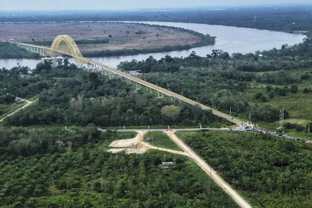 JUARA HARAPAN 3 Riau Daryono Jembatan Abdul Jalil Rachmad Syah, Riau