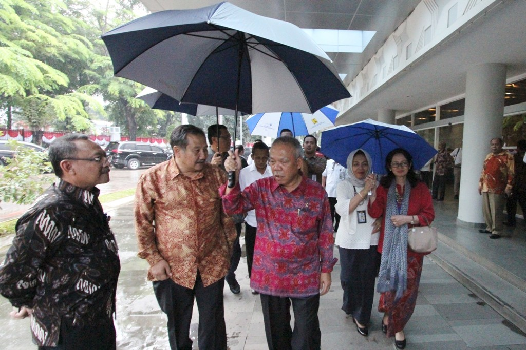 Bambang Hartadi selalu menjali komunikasi dengan Menteri PUPR - Copy
