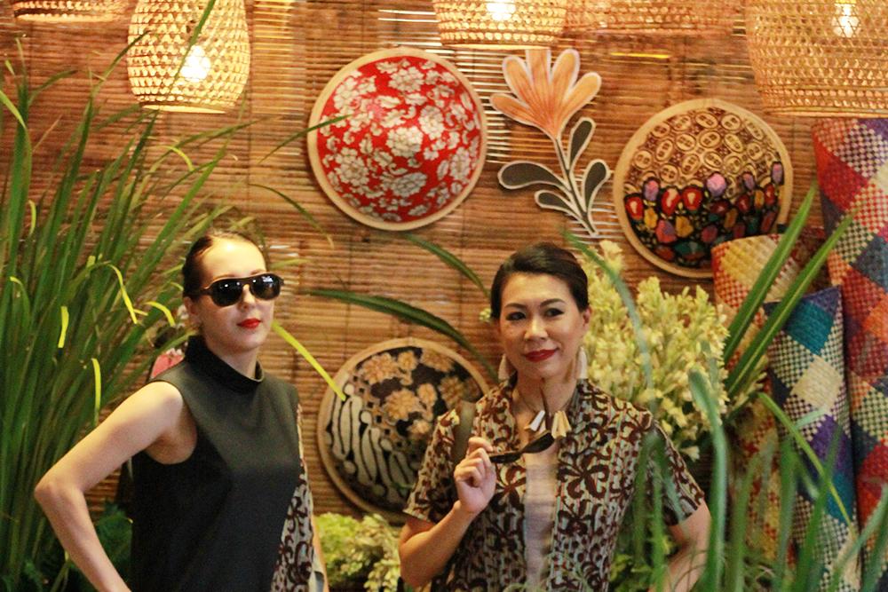 Seorang desainer muda, Patricia Andriani menjajal peruntungan bisnis fashion dimulai dari penjualan online. Dengan mengusung brand dari namanya sendiri, Patricia juga sadar bahwa penjualan dan promosi langsung juga diperlukan, maka dia menyelenggarakan fashion show. (Foto: Dokpri)
